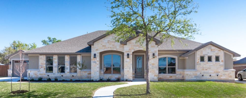 Manning homes central texas custom home builder for Home builders killeen tx